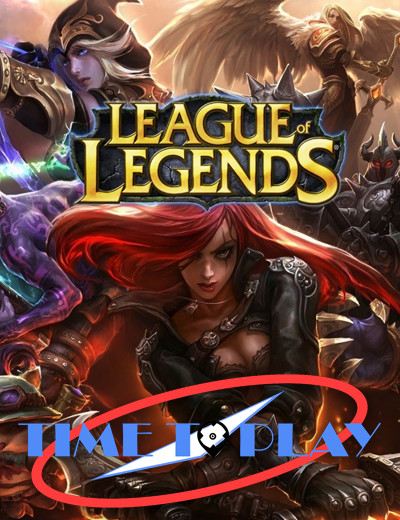 Time to Play – MOBA Part 3 – League of Legends