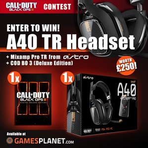 Call of Duty Black Ops 3 Contest