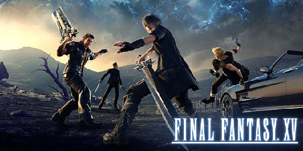 Final Fantasy 15 Self Photography Feature Cover