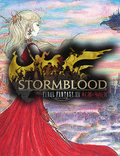 New Final Fantasy XIV Expansion Stormblood Revealed