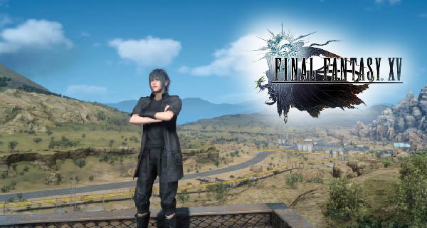 Final Fantasy XV Day And Night Time Lapse Cover