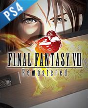 Final Fantasy 8 Remastered