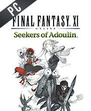 Final Fantasy XI DLC Seekers of Adoulin