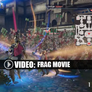 Fire Emblem Musou Nintendo 3DS Frag Movie