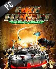 Fire And Forget - The Final Assault