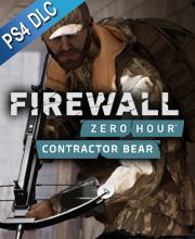 Firewall Zero Hour Contractor Bear