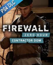 Firewall Zero Hour Contractor Dom