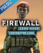 Firewall Zero Hour Contractor Luna