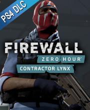 Firewall Zero Hour Contractor Lynx