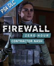 Firewall Zero Hour Contractor Nash