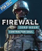 Firewall Zero Hour Contractor Saul