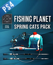 Fishing Planet Spring Cats Pack