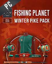 Fishing Planet Winter Pike Pack