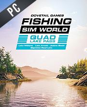 Fishing Sim World Quad Lake Pass