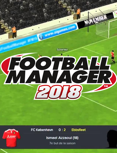 New Football Manager 2018 Graphics Engine Improves Matchday Experience