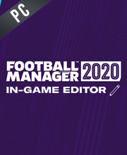 Football Manager 2020 In-game Editor