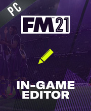 Football Manager 2021 In-game Editor