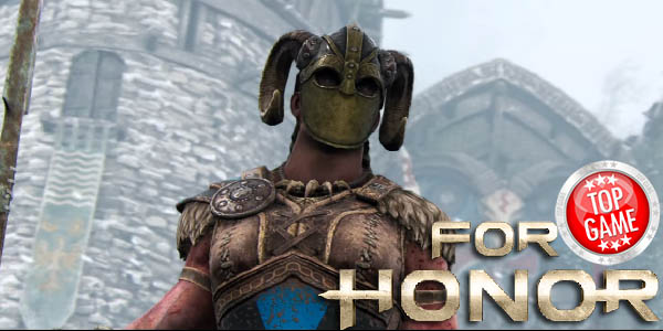 For Honor Characters Cover