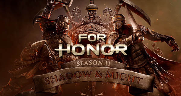 For Honor Second Season Cover