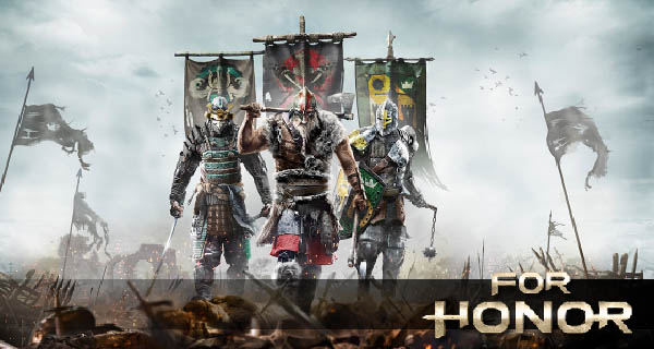 For Honor Closed Alpha cover