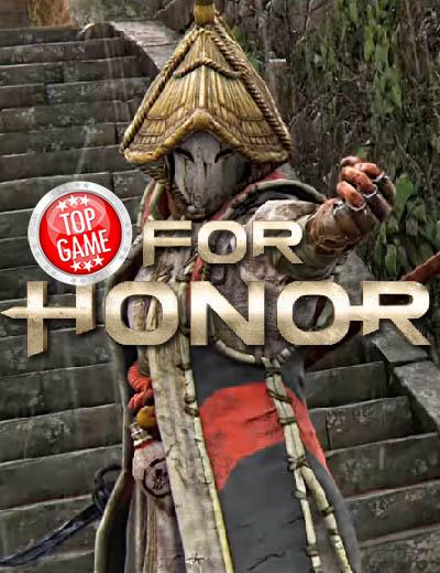 For Honor Nobushi Samurai Rocks In Beta Gameplay