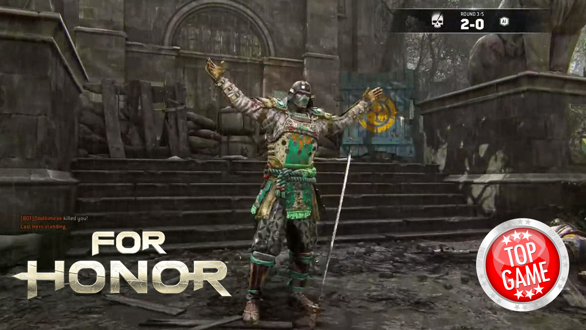 For Honor Taunts Cover