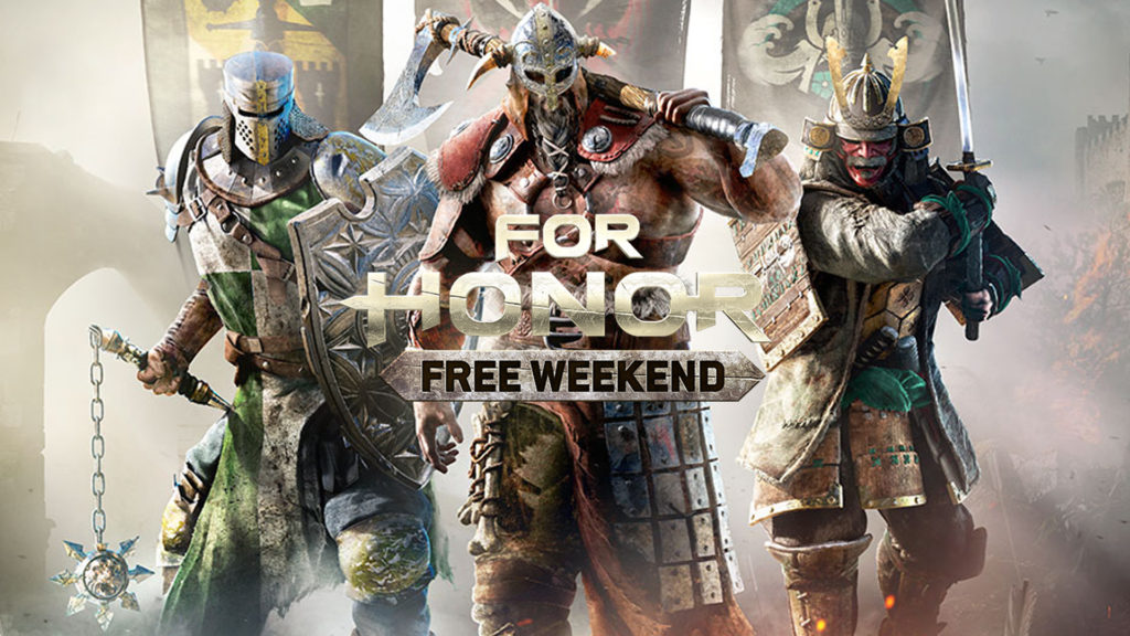 For Honor Free Trial Cover