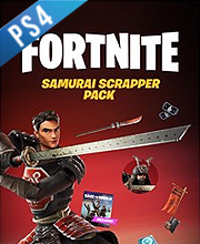 Fortnite Samurai Scrapper Pack
