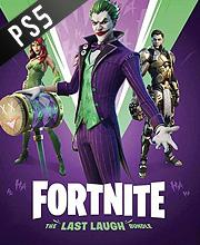 Fortnite The Last Laugh Bundle DLC
