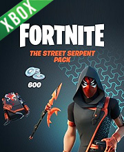 Fortnite The Street Serpent Pack
