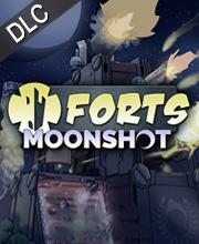 Forts Moonshot