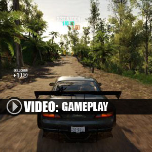 Forza Horizon 3 Xbox One Gameplay Video