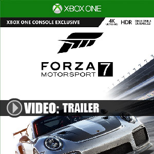 Buy Forza Motorsport 7 Xbox One Code Compare Prices