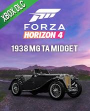 Forza Horizon 4 1938 MG TA Midget