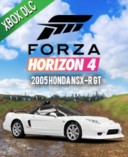 Forza Horizon 4 2005 Honda NSX-R GT