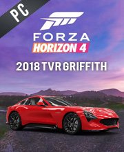 Forza Horizon 4 2018 TVR Griffith