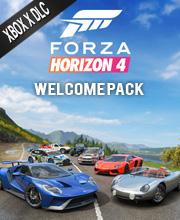 Forza Horizon 4 Welcome Pack