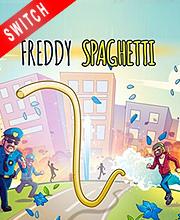Freddy Spaghetti