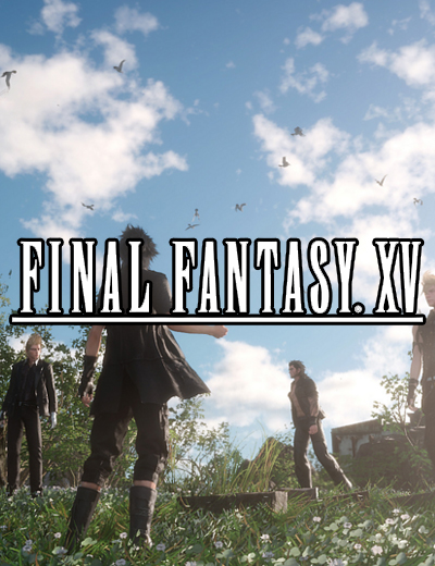 Final Fantasy 15 Release Date Confirmed