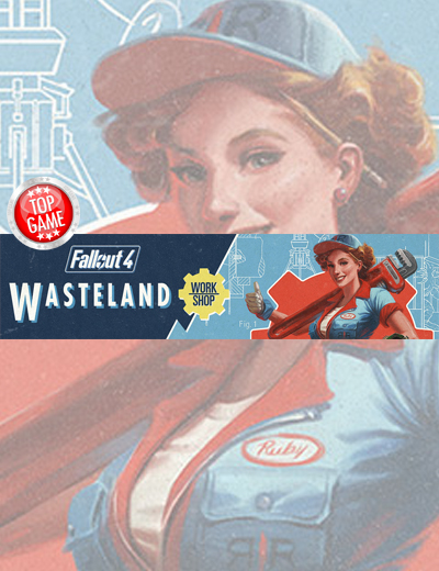 Fallout 4 Wasteland Workshop: Here's What's Waiting for You