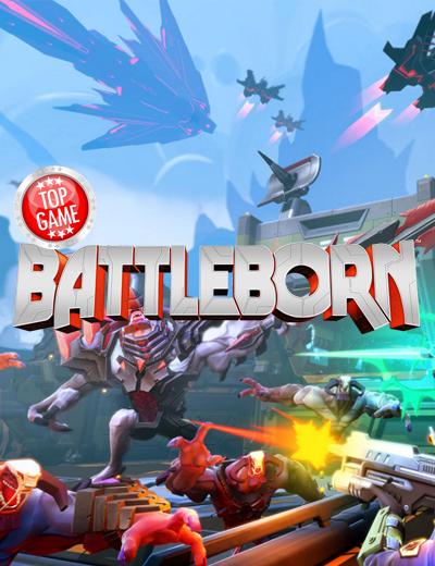 Battleborn: Watch the Boot Camp Trailer!