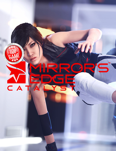 Mirror's Edge Catalyst Abilities are Under Unlocks