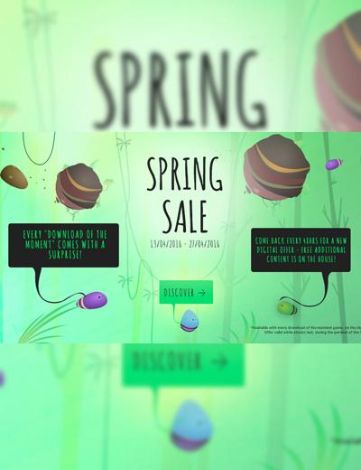 Ubisoft Spring Sale: Get the Best Deals Plus a Surprise from Ubisoft!