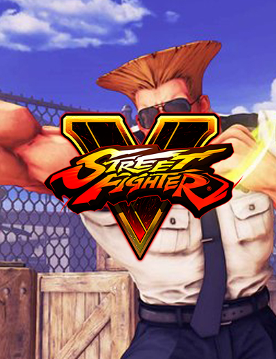 Street Fighter 5: Guess Who's Back?