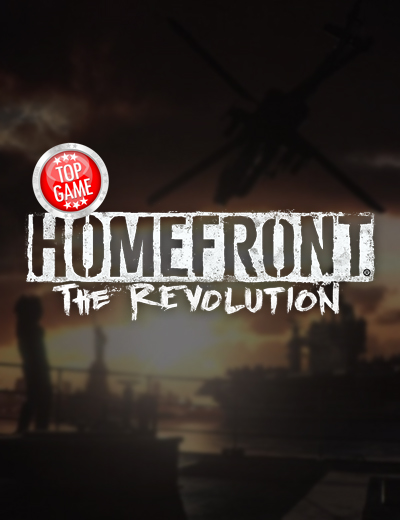 "Watch: Homefront The Revolution ""America Has Fallen"" Trailer"