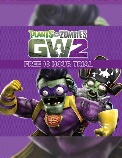 Plants Vs. Zombies Garden Warfare 2 Free to Play on Origin!