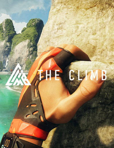 The Climb VR Lets You Become a Badass Climber!