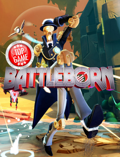 Battleborn Reviews: Battleborn Receives Very Positive Rating