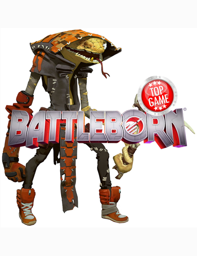 Introducing Battleborn's 27th Character, Pendles!