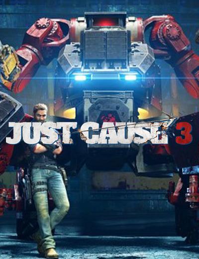Just Cause 3 Mech Land Assault DLC Out This Week